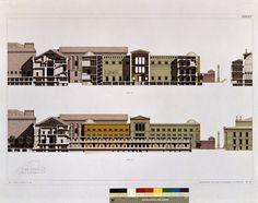 giorgio grassi - Google Search Sketch Art, Drawing Sketches, Arch Model, Architectural Sketches, Architecture Drawings, Beautiful Drawings, Postmodernism, Ark, Artworks