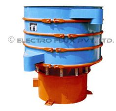 ELECTRO FLUX Gyratory screen motion is the most effective method for screening. It is reliable and economical continuous process equipment, which provide solution to variety of needs of screening