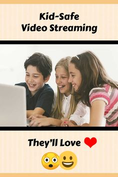 Streaming App for Watching Kid-Friendly Tv Shows Online Internet Safety For Kids, Netflix Kids, Parental Control, Video On Demand, Great Tv Shows, Parent Resources, Tv Shows Online, All Video, Cartoon Kids