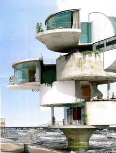 Niesamowita budowla