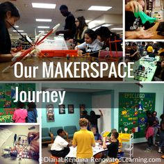 Our Makerspace Journey - Renovated Learning Enrichment Activities, Library Activities, Science Activities For Kids, Middle School Technology, 21st Century Schools, Animal Adaptations, Teacher Librarian, Science Party, Space Program