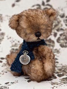 Teddy Bear {GIFAnimation}