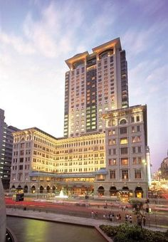 The legendary Peninsula Hotel, Hong Kong.