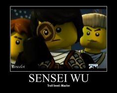 Troll Sensei by Lincelot1.deviantart.com on @deviantART