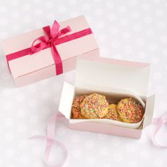Candy Boxes: Ballerina Pink – Shop Sweet Lulu
