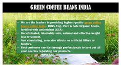 Green coffee beans health supplements available online,  it is decaffeinated unroasted beans of coffee that contains chlorogenic acid.  Visit us: https://www.health-first.in/product/greencoffeebeans/