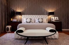 Lucy and Company - bedrooms - art deco, art deco