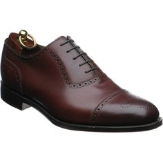 4b71fdf8 Loake Strand Brogues, Calves, Burgundy, Oxford Shoes, Dress Shoes, Formal  Shoes