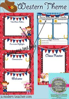 Forms, checklists, presentations and time management strategies www.amodernteacher.com $