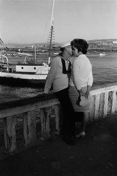 Sergio Larrain - Chile. Valparaiso. 1963.