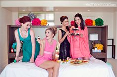 Top 10 Bridal Shower and Bachelorette Party Games