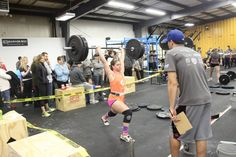 CrossFit Competition Countdown: How I Prepare  #teamhomegym #sheBEAST #crossFit #athlete #fitgirls