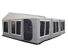 Trailer Tent (Get-528)/Camping Tent/Awning/Family Tent