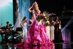 Победительница Оливия джордан Мисс США 2015