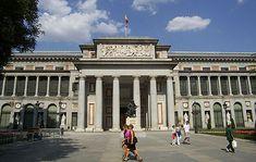 España Madrid Museo del Prado