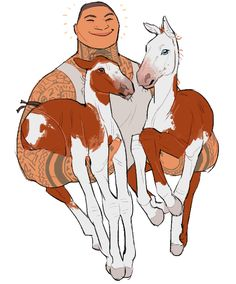 - ̗̀👍👍👍 ̖́- — If theres one thing I crave whenever I play New. Horse Drawings, Animal Drawings, Art Drawings, Pretty Art, Cute Art, Arte Equina, Horse Art, Character Design Inspiration, Aesthetic Art