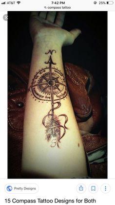 5f6a9abc8 Compass Tattoo Design, Design Elements, Tattoo Designs, Tatoos, Wind Rose,  Tattoo