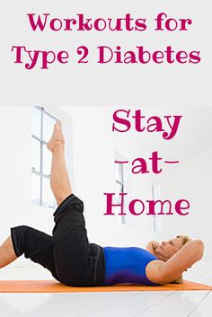 You can make exercise part of your diabetes management without leaving home.