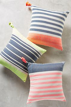 Lula Mena Coverta Pillow - anthropologie.com