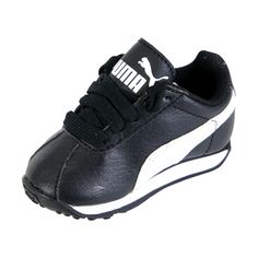 Puma - Infant's Turin Sneakers - Black/White