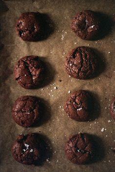 tartine's salted chocolate rye cookies.