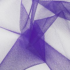 """54"""" Diamond Net Plum Purple from @fabricdotcom  The possibilities are endless with nylon netting fabric! This versatile netting fabric has a stiff hand and is ideal for costumes, bridal accessories, petticoats, tutus, party dresses and more!"""