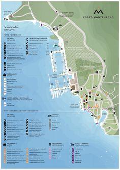 map montenegro marina . - Google Search