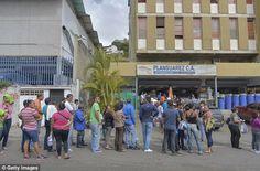 Take The Red Pill Now: Empty shelves across Venezuela due to tumbling oil...