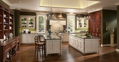 Gramercy Park | Wood-Mode | Fine Custom Cabinetry