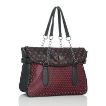 Queen of Hearts bag by Iron Fist.  I want it. Now.