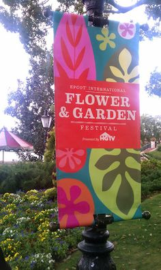 Epcot's Flower & Garden Show 2012 at Walt Disney World Resort