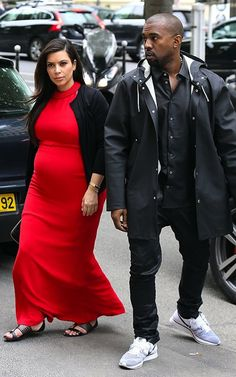 #KanyeWest wearing #Nike Flyknit Trainer