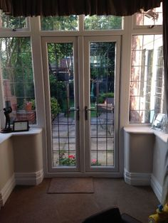 French doors upvc french doors radcliffe glass for Upvc french doors homebase