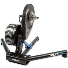 Wahoo Fitness KiCKR - entrenador de bicicleta para interiores - Entrenamiento de bicicleta a otro nivel