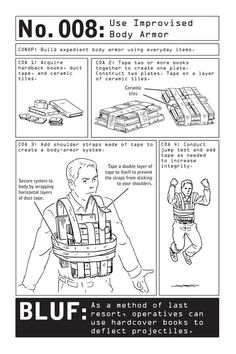 100 Deadly Skills by Clint Emerson - A hands-on, practical survival guide from retired Navy SEAL Clint Emerson—adapted for civilians from actual special forces. Urban Survival, Survival Life, Survival Tools, Wilderness Survival, Camping Survival, Outdoor Survival, Survival Prepping, Emergency Preparedness, Apocalypse Survival