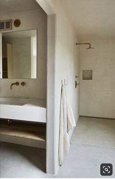 Bathroom Lighting Design, Bathroom Interior Design, Modern Interior Design, Interior Colors, Interior Ideas, Interior Livingroom, Interior Inspiration, Bad Inspiration, Bathroom Inspiration