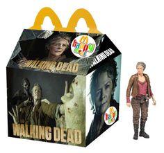 """The Walking Dead """"Carol Peletier"""" Happy Meal"""