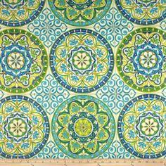 Amazon.com: Waverly Color Wheel Twill Capri Fabric