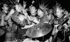 Los Punks Proudly Captures the L.A. Backyard Punk Scene