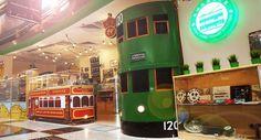 堅。離地城: 【鐵路迷必去】山頂好去處 香港電車文化館