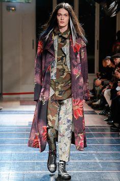 Yohji Yamamoto   Fall 2014 Menswear Collection   Style.com