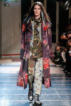 Yohji Yamamoto | Fall 2014 Menswear Collection | Style.com