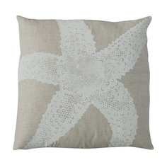 I pinned this Starfish Pillow from the Shorely Chic event at Joss and Main!