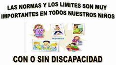 Las normas y limites son muy importantes en los niños