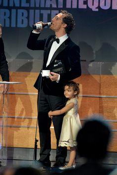 How cute is Vida McConaughey?!