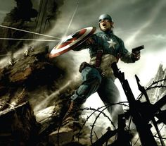 Road To INFINITY WAR: Revisit WWII With These Startlingly Different Takes On CAPTAIN AMERICA's First Costume