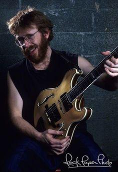 Trey Anastasio by Steve Eichner Trey Anastasio, Free Soul, Phish, Music Instruments, Vermont, People, Usa, Sweet, Candy