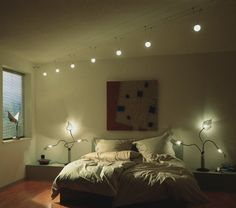 Perfect Beleuchtung Schlafzimmer