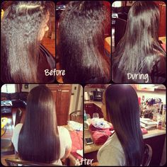 If you want to get funny new techniques and new hair straightening ideas which can take you ahead of the trends and also on your friends and your locality the best and latest trends that catches everyone's attention is Japanese hair straightening ideas. It is an excellent method to get semi-permanently straight hair. #hairstraightenerbeauty #hairstraighteningtips #Japanesehairstraightening