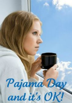 Pajamas days help me get inspired for dress up days!